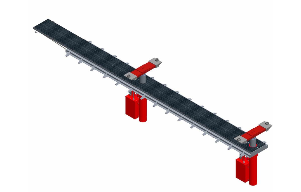 Modell: ST 10/2-B Ausführung: B= Betongrube