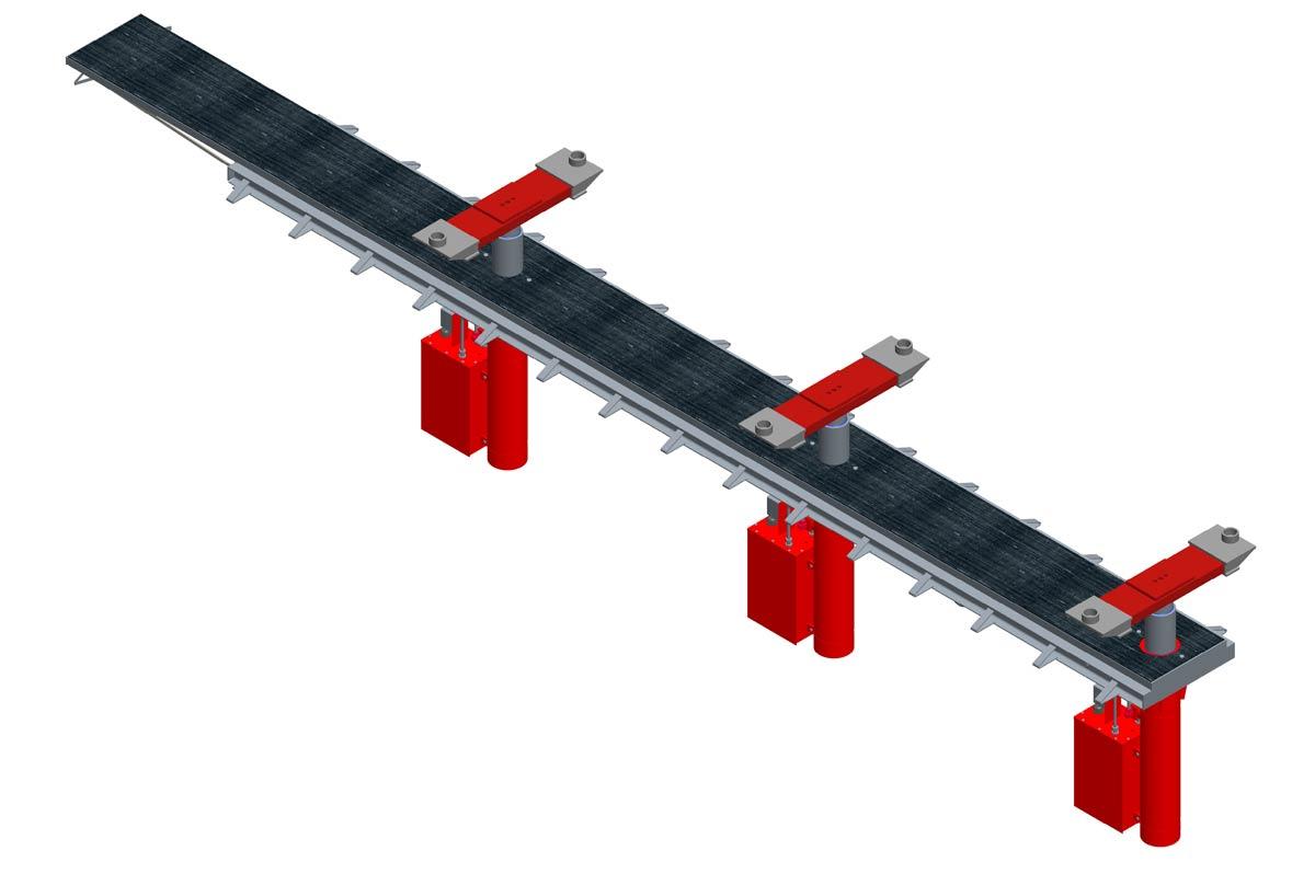 Modell: ST 10/3-B  Ausführung: B= Betongrube
