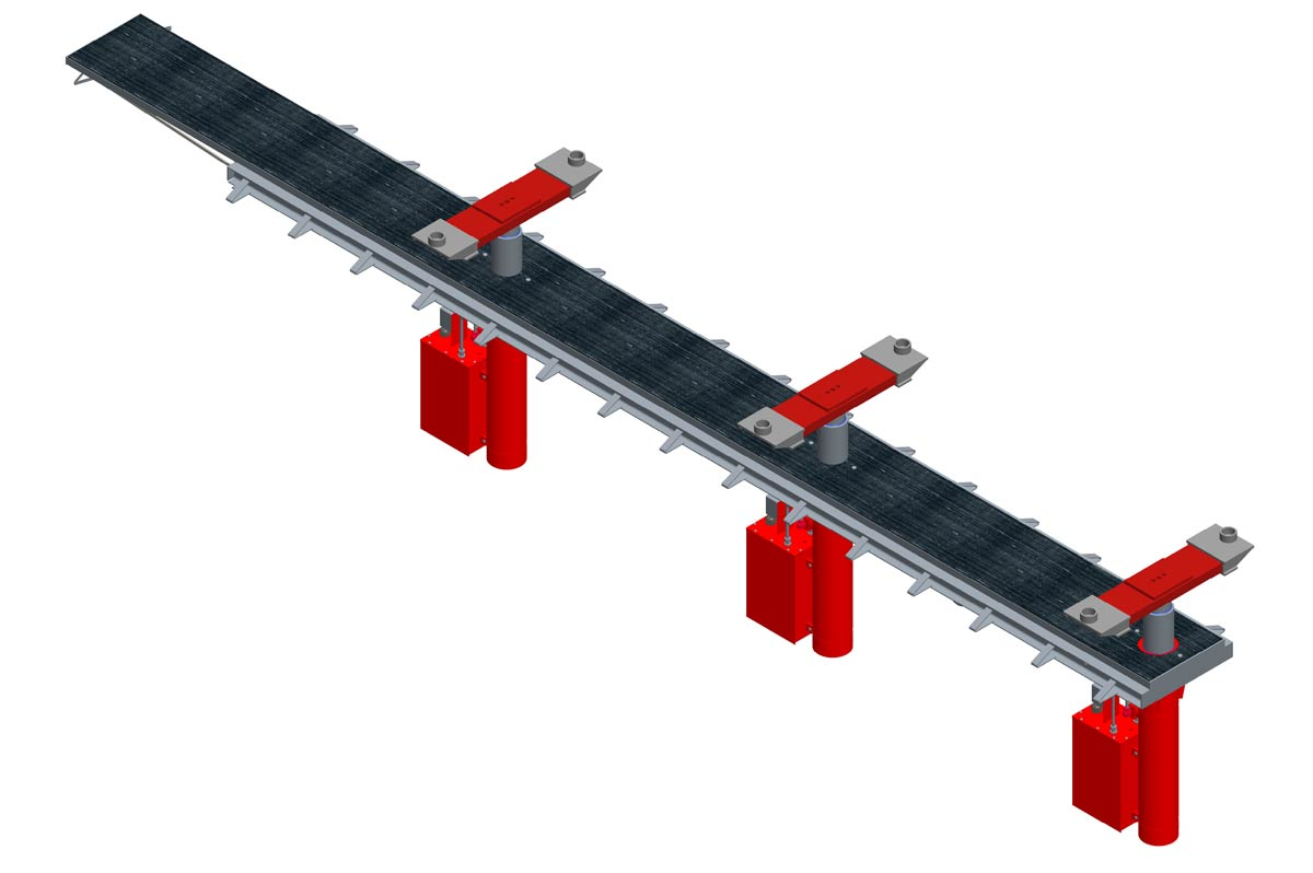 Modell: TH 10/3-B  Ausführung: B= Betongrube
